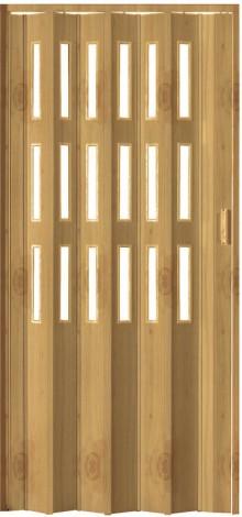 Dveře Luciana Design 3 řady skel