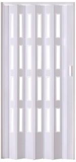 Dveře Luciana Color 4 řady skel