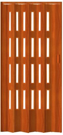 Dveře Luciana Design 4 řady skel